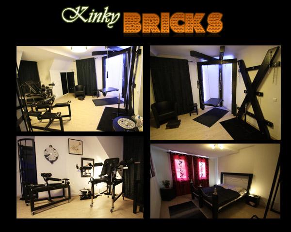 Kinky Bricks